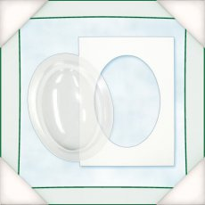 112101DGLB Display Globes Flower Soft 5 sztuk