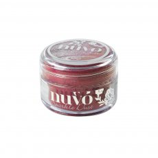 546N Nuvo Sparkle Dust -ultradelikatny brokat - Rasberry Blue