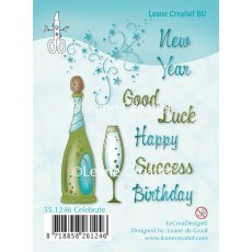55.1246  Stemple silikonowe Leane Creatief Celebrate