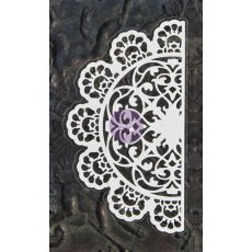 572310 - Naklejka- Lace Sticker - Doily #1