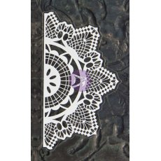 572334 - Naklejka -Lace Sticker - Doily #3