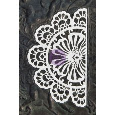 572341 - Naklejka -Lace Sticker - Doily #4