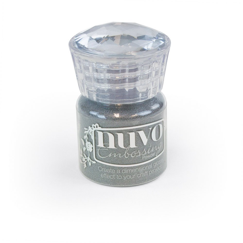 601N Puder do embossingu Nuovo -  Classic Silver