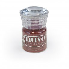 611N Puder do embossingu Nuovo - Crimson Gloss