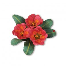 659263 Thinlits Die Set 10PK - Flower, Primrose