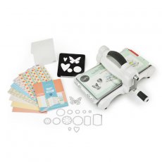 659765 Maszynka Sizzix Big Shot Starter Kit (White & Gray)