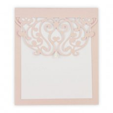 661747 Wykrojnik Sizzix Thinlits- Moroccan Card Edge