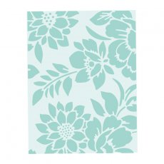 662606 Folder do embossingu Sizzix - Botanicals