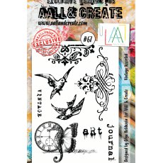 #67 AAll&Create - Stemple A6 - Vintage Assorted