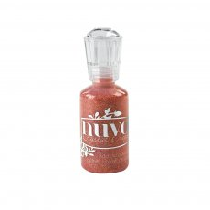 761N Tonic Nuvo Glitter Drops - Orange Soda