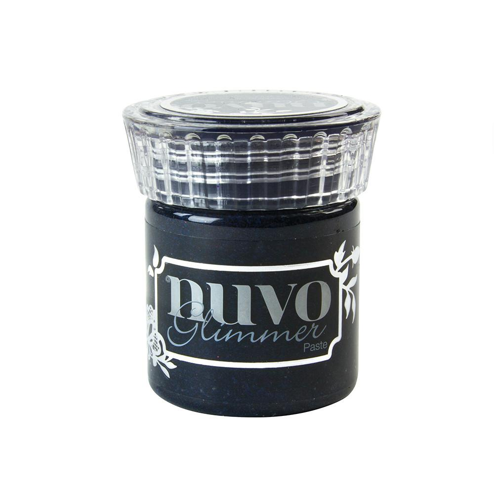 952N Nuvo Glimmer Paste - pasta brokatowa - Black Diamond