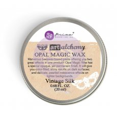 964283 Wosk opalizujący Art Alchemy- Opal Magic Wax - Finnbair -Vintage Silk