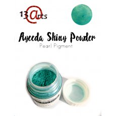 SHIN-2 Ayeeda Shiny Powder Green Blue