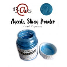 SHIN-19 Ayeeda Shiny Powder Luster Pure Blue