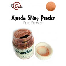 SHIN-22 Ayeeda Shiny Powder Red Bronze