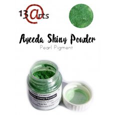 SHIN-3 Ayeeda Shiny Powder Shimmer Green