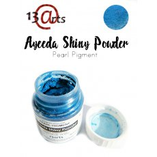 SHIN-4 Ayeeda Shiny Powder Silky Blue