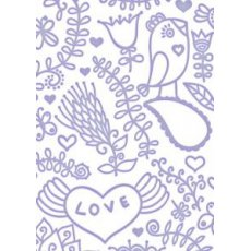 C0723274 Folder do embossingu-Smooch Fresh & Fun Collection