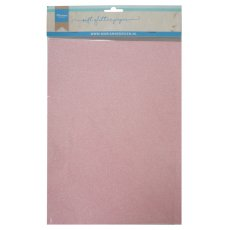 CA3148 Papiery brokatowe soft A4 -light pink