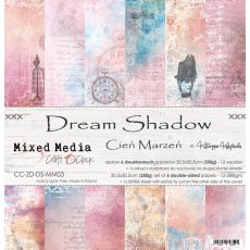 CC-ZD-DS-MM03 DREAM SHADOW - ZESTAW PAPIERÓW 30,5X30,5CM