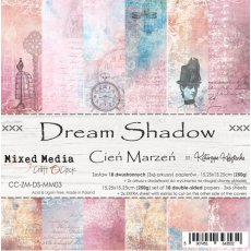 CC-ZM-DS-MM03 DREAM SHADOW - ZESTAW PAPIERÓW 15,25X15,25CM