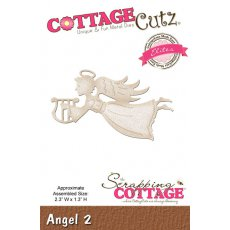 CCE-166 Wykrojnik aniołek CottageCutz Angel 2 (Elites)
