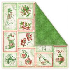 CHRISTMAS IN AVONLEA-Presents -Papier dwustronny  30,5x30,5 UHK Gallery