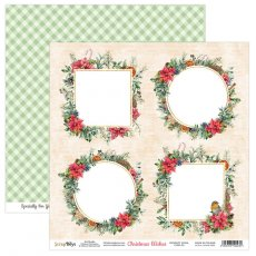 CHWI-05 Christmas Wishes 05 -Scrap Boys papier dwustronny  30,5x30,5cm