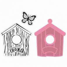 COL1309 Collectable Birdhouse home