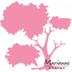 COL1424 Marianne Design Collectable - Build-a-tree - drzewo