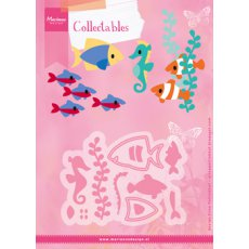 COL1431 Marianne Design Collectable - Eline's tropikalne ryby