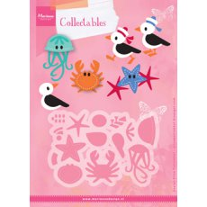 COL1433 Marianne Design Collectable - Eline's mewy