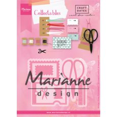 COL1445 Marianne Design Collectable -Eline's craft dates