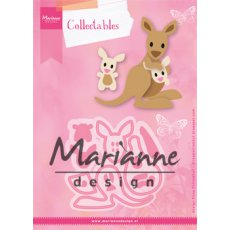 COL1446 Marianne Design Collectable -kangurki