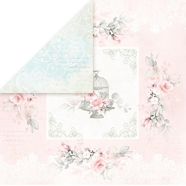 CP-DC04 Двусторонняя бумага Craft & You Design 30.5x30.5 Dream Ceremony 04