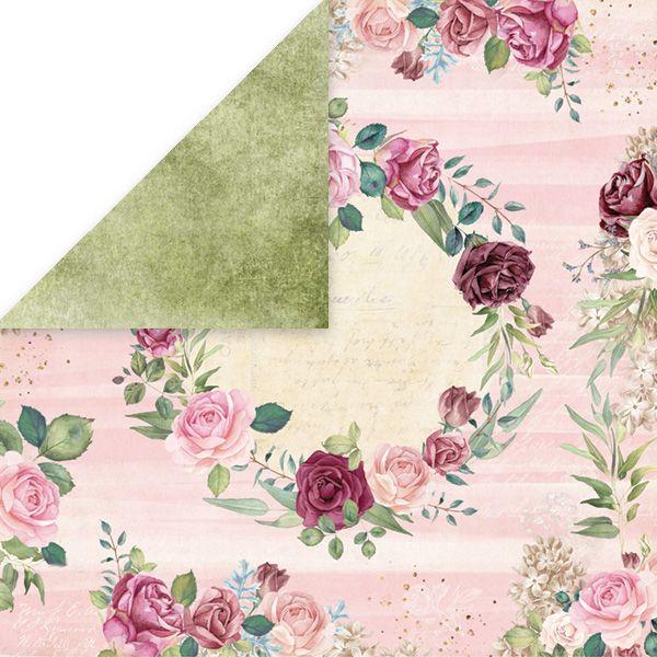 CP-FV05 Papier dwustronny Craft&You Design 30,5x30,5 Flower Vibes 05