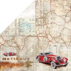 CP-MAN03 Papier dwustronny Craft&You Design 30,5x30,5 Man's World 03