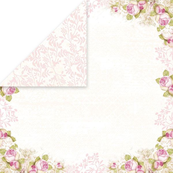 CP-WD06 Papier dwustronny Craft&You Design 30,5x30,5 White Day 06
