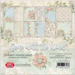 CPB-GWW15 Bloczek 15x15 Craft&You Design-GONE WITH THE WIND