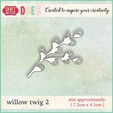 CW008 Wykrojnik Craft&You Design -Bazia 2