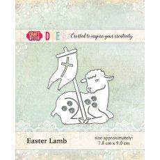 CW017 Wykrojnik Craft&You Design - Baranek Wielkanoc