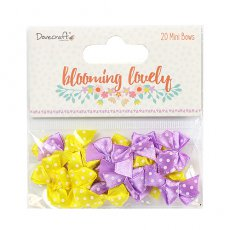 DCRBN024 Mini Kokardki Dovecraft Blooming Lovely