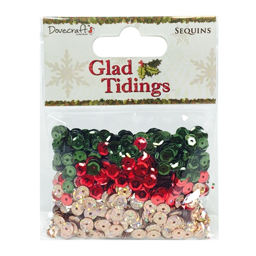 DCSEQ001X15 Cekiny Dovecraft Glad Tidings