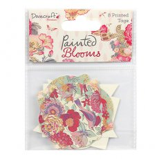 DCTOP045 Tagi Dovecraft - Painted Blooms