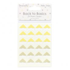 DCTOP063 Dovecraft - Back to Basics- Narożniki Baby Steps