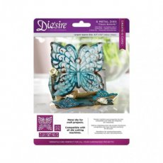 DS-CAD-BUT Wykrojnik Die\'sire Create-A-Card  - Classic Butterfly