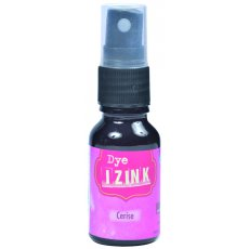 80757 Dye Izink Spray -Tusz wodny w sprayu- Cerise (Cherry) 15ml