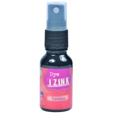 80755 Dye Izink Spray- Tusz wodny w sprayu- Framboise (Raspberry) 15ml