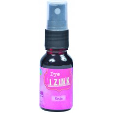 80756 Dye Izink Spray -Tusz wodny w sprayu- Rose (Dew) 15ml