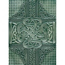 E3D-012 Folder do embossingu 3D M-Bossabilities Celtic Knot
